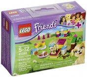 Toy Lego Lego Friends Friends 41088 Puppy train train ing [parallel import goods]