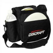 Discraft Weekender Disc Golf Bag, Black, Sports, New.