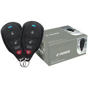 Python 4105P 4105p 1-way Remote-start System with .25-mile Range & 2 Remotes