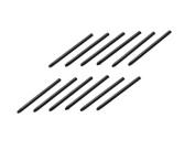 Yalis 12 Pack Replacement of Pen Standard Nib Black Stylus