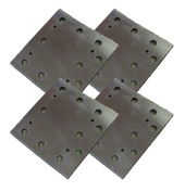 R2501 R.O.Sander (4 pack) Replacement Pad Plate W/Cushion # 200202538-4pk