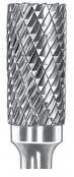 SGS Tool Company 10329 SA-3 Deep Double Cut 1/4 By 6 Shank Carbide Bur 3/8 Diame