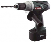 Metabo BSP12 Plus 12-Volt Cordless Drill/Driver Kit
