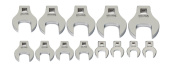 Williams 10740 3/8 Drive Crowfoot Wrench Set, 1cm to 2.9cm , 13-Piece