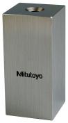 Mitutoyo Steel Square Gauge Block, ASME Grade 0, 10cm Length