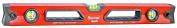 Starrett Exact KLBX24-1-N Aluminium Box Beam Magnetic Level with 3 Block Vials, 60cm Length