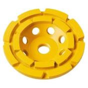 (DW4775) 18cm . Double Row Diamond Cup Grinding Wheel - DEWALT [Misc.]