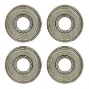 MSF666C-S Angle Grinder (4 Pack) ReplacementGroove Ball Bearing # 41701207033-4pk