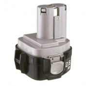 Makita 193157-5 1234 12-Volt 2.6 Amp Hour NiMH Pod Style Battery