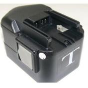 Tank 2500MAH NIMH 14.4V BATTERY for MILWAUKEE 48-11-1024 Cordless Drill