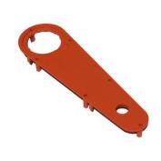EB44240 Belt Sander Replacement Throat Plate Adaptor # 825841