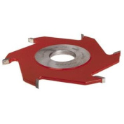 Freud UP176 0.6cm 8-Wing Groove Cutter For Shaper, 1-1/4 Bore