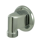 Kingston Brass K173A1 Designer Trimscape Showerscape Wall Mount Water Supply Elbow, Polished Chrome
