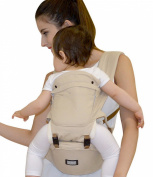 Aivtalk Baby Carriers Three in One Multifunction One Size fit for 0-48 Months - Beige