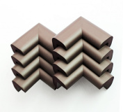 8pcs Safe Corner Guards and Edge Bumpers, Cushiony Table Furniture Childproofing Corner Guards Protectors Baby Safety Extra Dense Non Toxic Edge Coffee