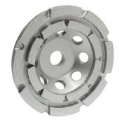 MK Diamond 155686 304SG-2 10cm Double Row Premium Cup Wheel, 1.6cm -11 Nut