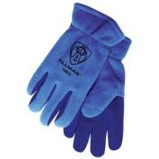 Tillman 1581 Polar Fleece w/ColdBlock Lining Leather Palm Winter Gloves X-Large