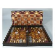 Backgammon Set - Marrakesh Decoupage
