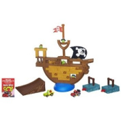 Angry Birds Go! Jenga Pirate Pig Attack Game A6439-CO
