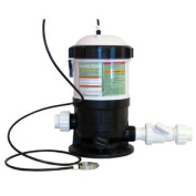 Automatic Chlorinator for Swimming Pools 9.1kg Capacity with Fittings