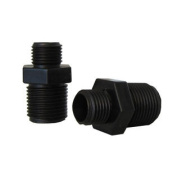 Two Fitting Adaptors for Off-Line Automatic Chlorinator Replacement Part