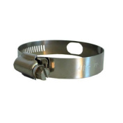 Saddle Clamp with Hole for Off-Line Automatic Chlorinator Replacement Part