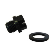 Drain Plug with Gasket Parts for In-Line and Off-Line Automatic Chlorinator