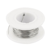 10m 32.8ft Constantan 24AWG 0.5mm 2.445ohm/m Resistance Heater Wire