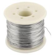 Nichrome 80 0.4mm 26 Gauge AWG 100M Roll 8.992 Ohms/m Heater Wire