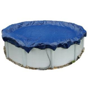 Winter Pool Cover Above Ground 8.5m Round Arctic Armour 15 Yr Warranty w/ Clips