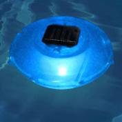 Floating Solar Rainbow Light