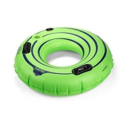 Tube Pro Green 110cm Premium River Tube With Cupholder