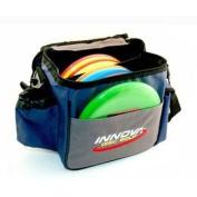 Innova Champion Discs Standard Golf Bag, Blue/Grey