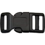 Knotty Boys CP Buckles with Black Composition Construction KYCP