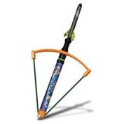 Pump Rocket Air Archer Air-Powered Bow & Rocket Set with EZ-Pull Bungee Power