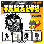Zombie Window Cling Target