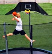 Jump 'N' Jam Trampoline Basketball Hoop
