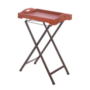 Home Locomotion Rustic Spirit Tray Table