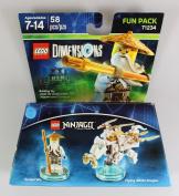 Dimensions, Ninjago Sensei Wu Fun Pack