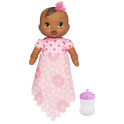 Luv 'n Snuggle Baby Doll African American with blanket
