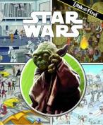 Star Wars Saga Look & Find