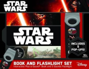 Star Wars the Force Awakens Bk & Flashlight