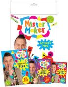 My Mister Maker Activity Pack