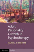 Adult Personality Growth in Psychotherapy