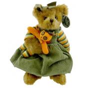 Peggy And Punkin' Autumn Plush Teddy Bear 179928