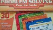 PROBLEM SOLVING Practise Cards, Students bulid problem solving skills... independently!