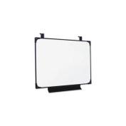 SKILCRAFT Large Dry-erase Marker Board, Black - NSN4545704