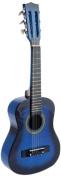 Star Kids Acoustic Toy Guitar 8.2m Blue Colour CG621-BL