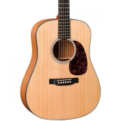 Martin Dreadnought Junior Acoustic Electric Guitar Natural