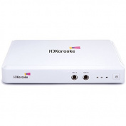 HDK Box Streaming Karaoke Machine Supports iPad/iPhone/Android Apps Control w/ 3 Mo Subscription